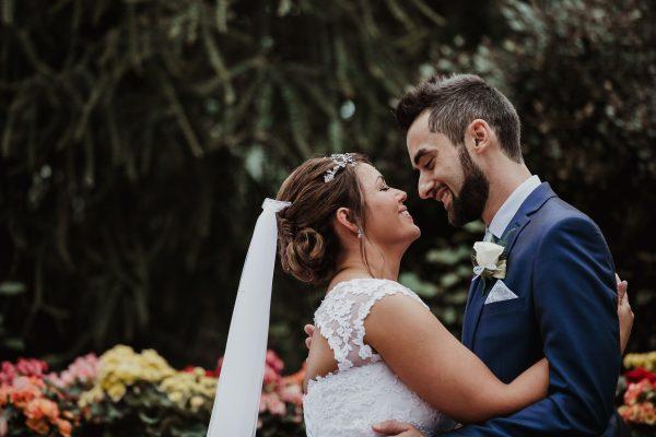 Wedding at David Welch Winter Gardens, Aberdeen