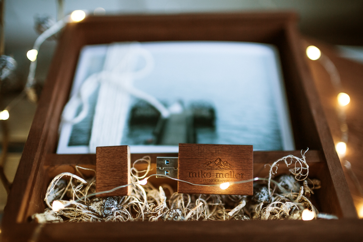 Alternative Wedding Photography Packaging