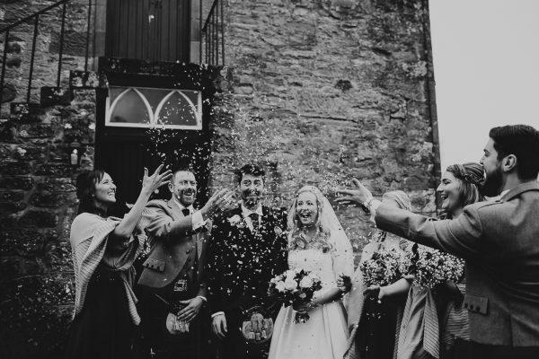 Sorn Castle Wedding Photographer