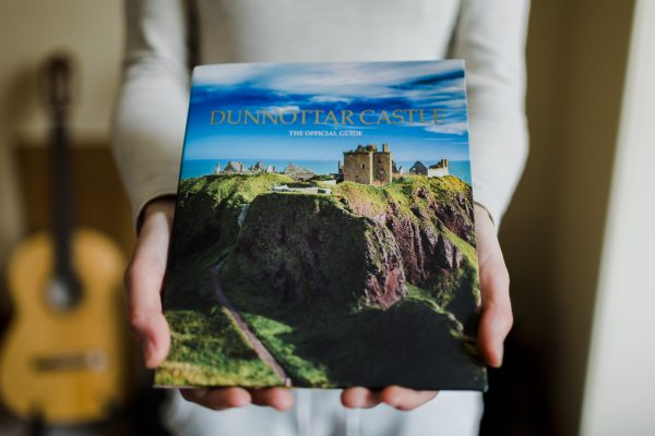 Dunnottar Castle - The Official Guide Book