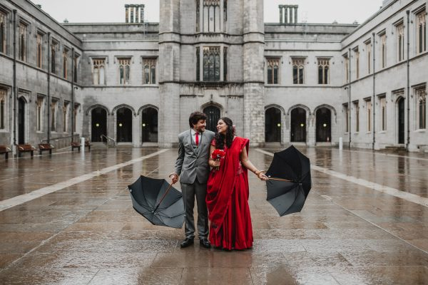 Marischal College Wedding Photographer