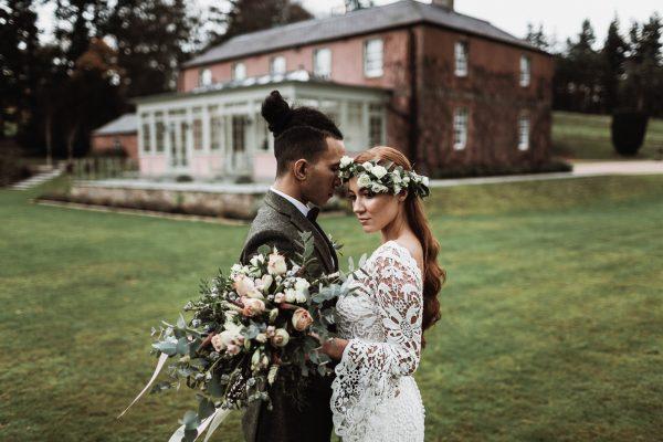 Ballogie House Wedding Photographer