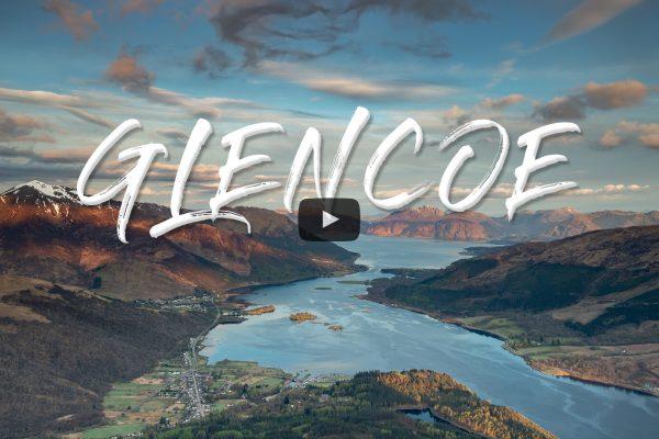 Glencoe, SCOTLAND - 4K Cinematic Video