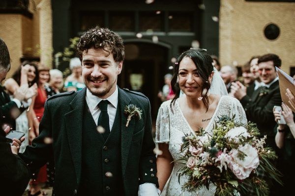 The Craigellachie Hotel Wedding Photographer