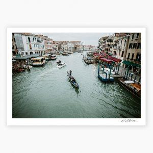 Gondola Venice Photography Prints