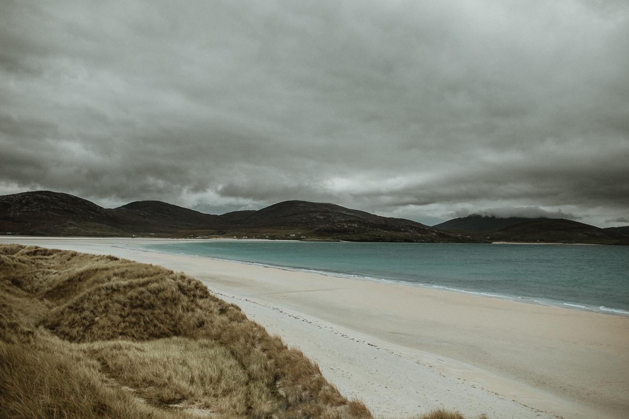 Luskentyre Beach on Isle of Harris