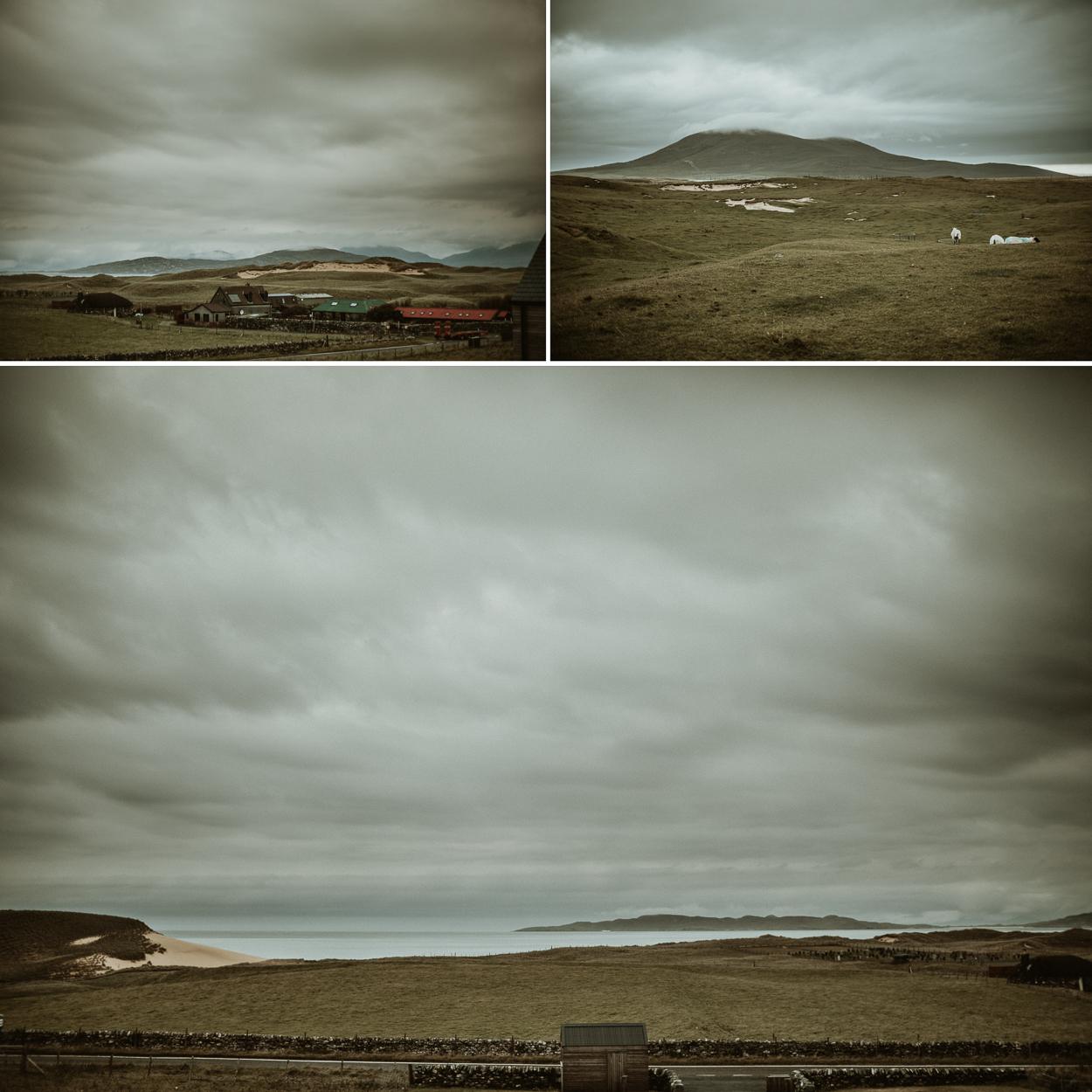 Isle of Harris Landscape