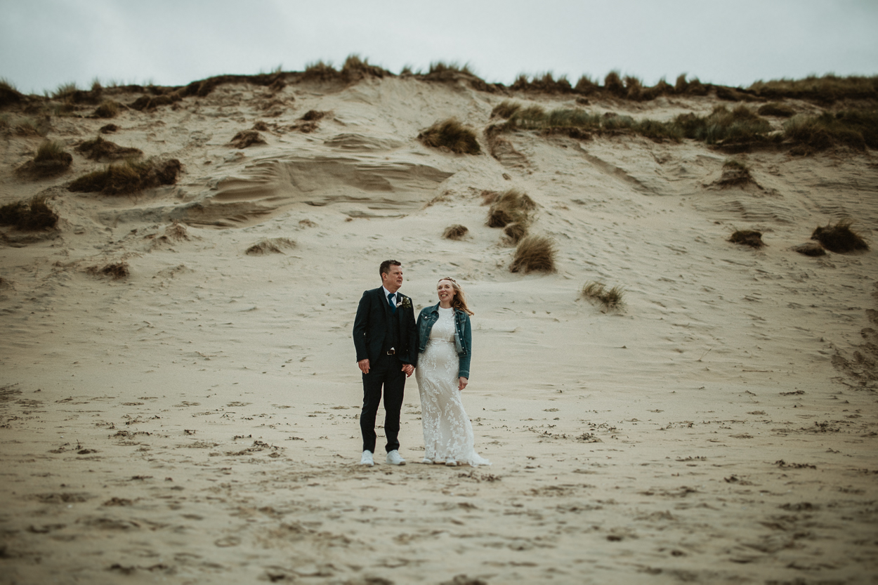 Intimate elopement in the Scottish Highlands
