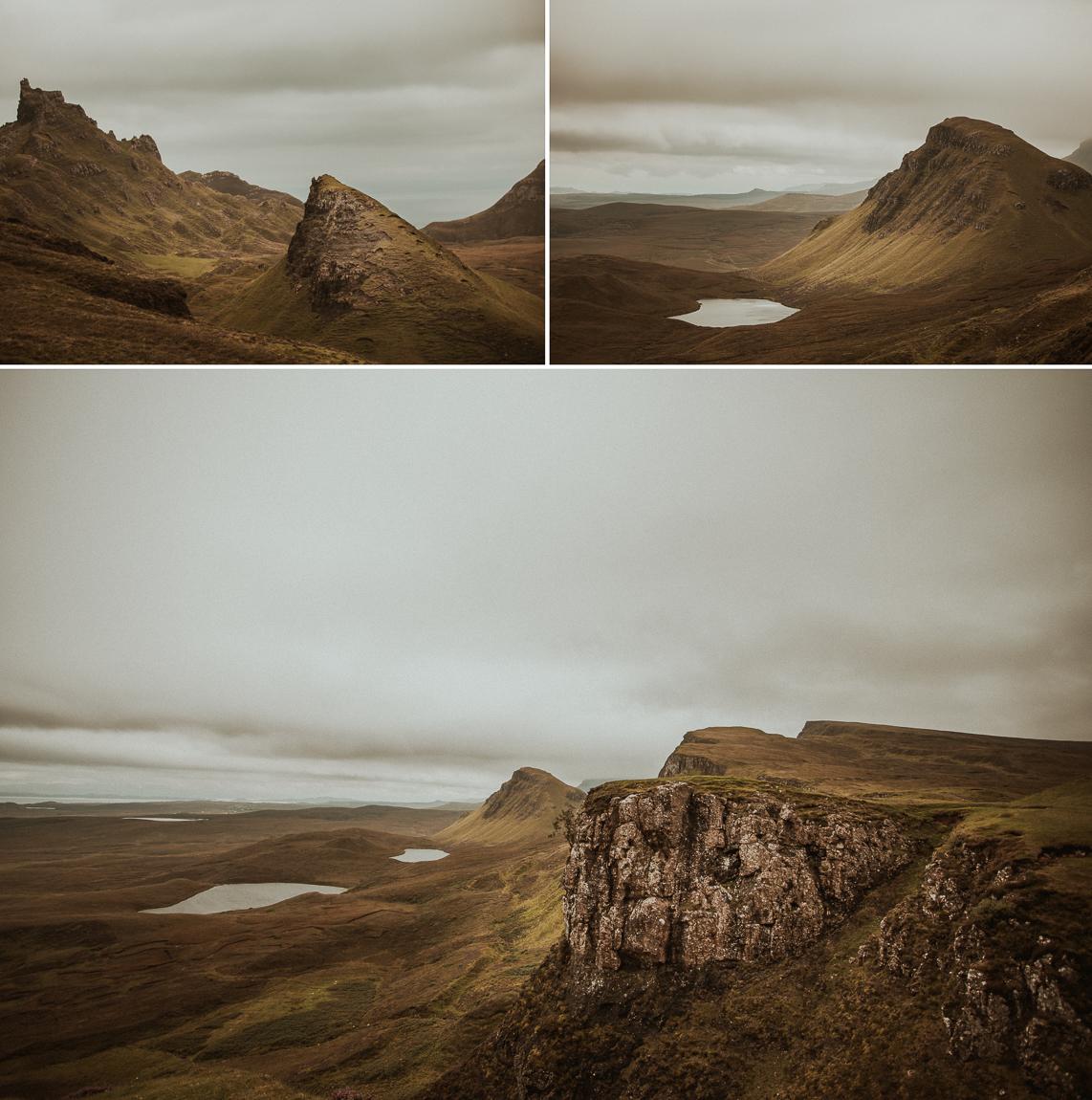 Quiraing Hills - Isle of Skye Photographer