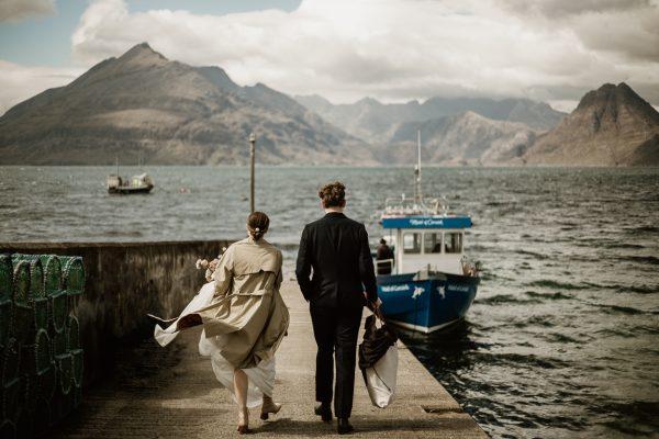 Loch Coruisk Elopement, Isle of Skye